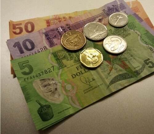 Fijian Dollars