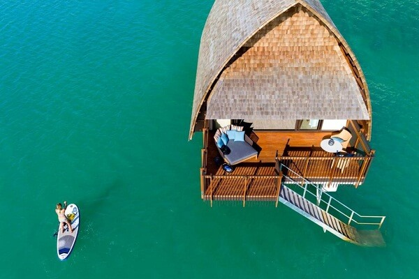 Overwater Villa at Fiji Marriott Resort Momi Bay