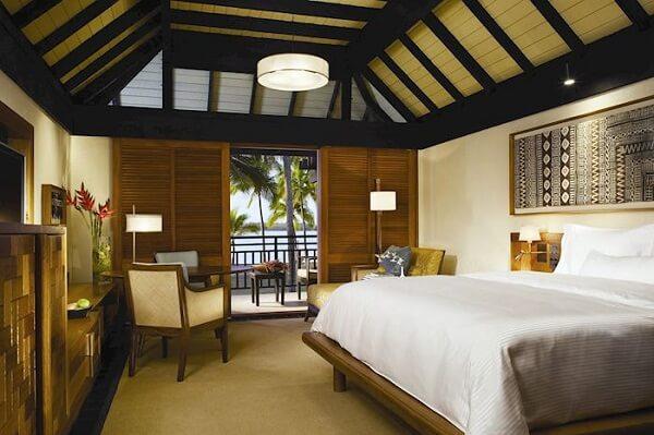 Ocean View Room at Westin Fiji