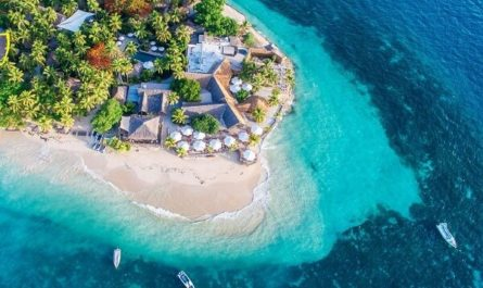 Outrigger Castaway Island Resort